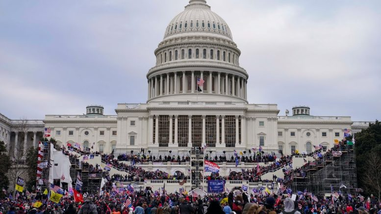 The timeline of a mob | Here's how pro-Trump rioters gathered and took over the Capitol 1