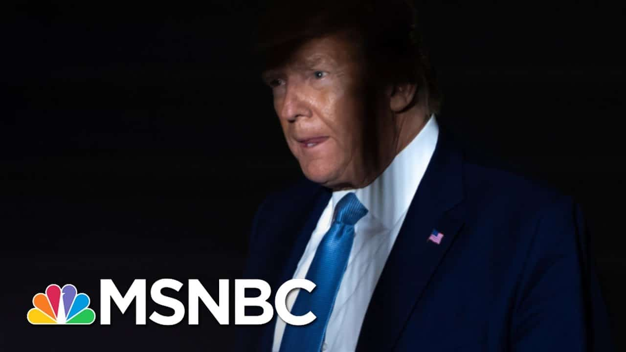Rucker: White House Staff Don't Know What Trump Will Do Next | The 11th Hour | MSNBC 1