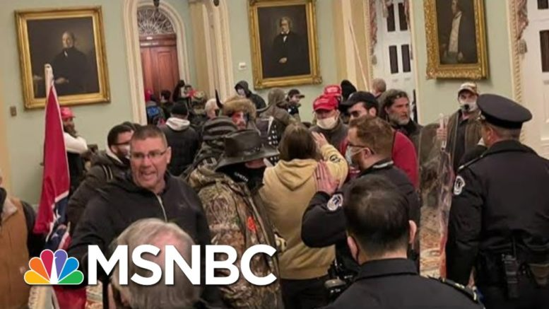 Stavridis: 'Of Course' This Was Insurrection Against The Government | Morning Joe | MSNBC 1