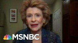 Sen. Stabenow: This Mob Wouldn't Stop Us From Doing Our Job | Morning Joe | MSNBC 9