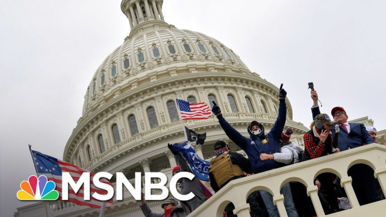 Can The 25th Amendment Be Used To Hold Pres. Trump Accountable? | Stephanie Ruhle | MSNBC 1