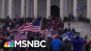 Discussing The Role Online Misinformation Played In Pro-Trump Riots At The Capitol   Stephanie Ruhle 3
