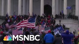 Discussing The Role Online Misinformation Played In Pro-Trump Riots At The Capitol | Stephanie Ruhle 7