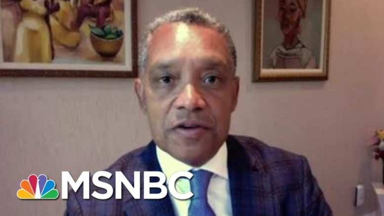 Washington Attorney General: Time To Invoke 25th Amendment | Morning Joe | MSNBC 1