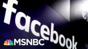 Facebook, Instagram Block Trump's Accounts From Posting Until 'Peaceful Transition Of Power' | MSNBC 2
