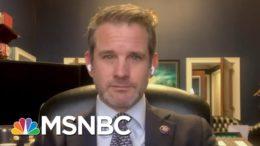 FULL INTERVIEW: GOP Rep. Kinzinger Calls For Invoking Of 25th Amendment | Hallie Jackson | MSNBC 1