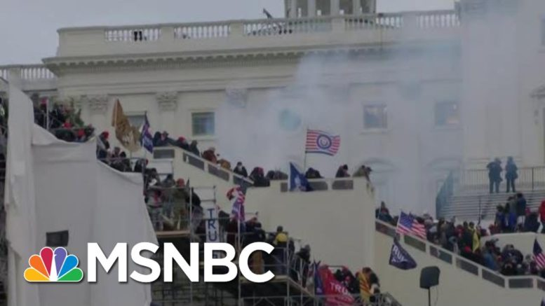 'Failure': Police Treatment Of Trump Rioters Sparks Calls For New Probe | The Beat With Ari Melber 1