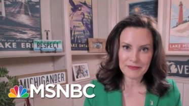 Gov. Whitmer On Warning Against Potential Violence: 'Nobody Did A Darn Thing' | MTP Daily | MSNBC 6