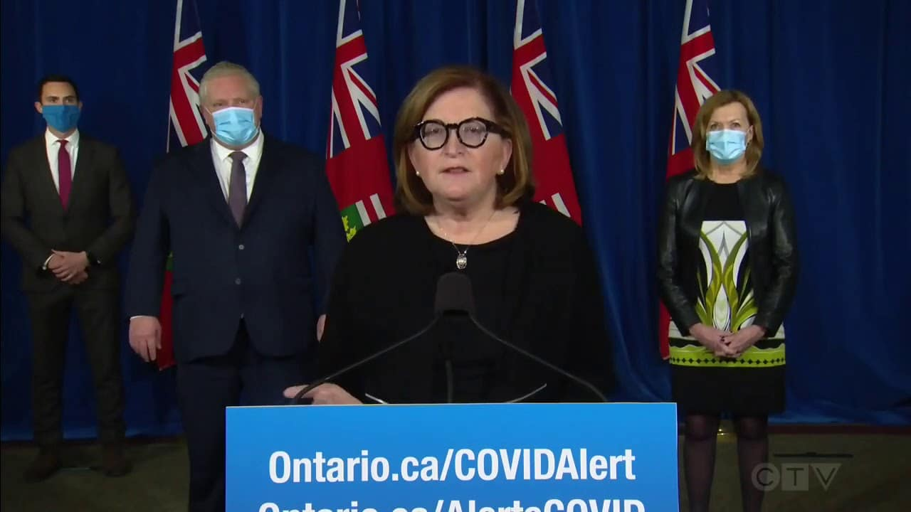 Health official calls Ontario's latest COVID-19 numbers 'scary'   More than 4K new cases recorded 1