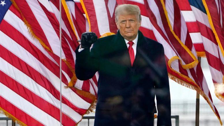 Donald Trump confirms he will skip Joe Biden's inauguration 1