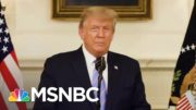 NYT: Trump Said To Have Discussed Pardoning Himself | The Last Word | MSNBC 4