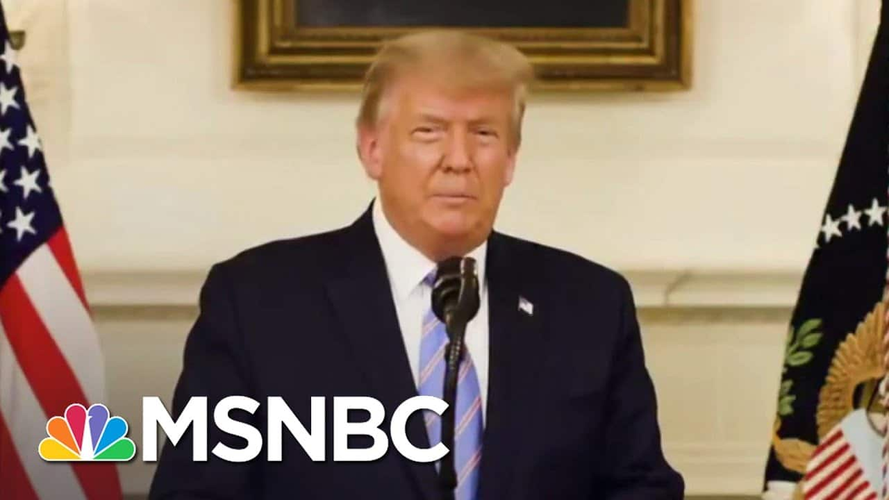 NYT: Trump Said To Have Discussed Pardoning Himself | The Last Word | MSNBC 1