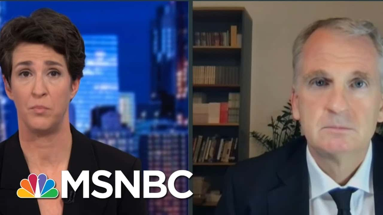 'You Can't Lie Your Way To Freedom': Timothy Snyder On Truth And Accountability   Rachel Maddow 1
