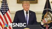 Two Days After Riots, Trump Reverses His Stance On Election Loss | Morning Joe | MSNBC 3