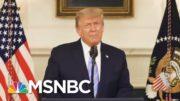 Biden Blasts 'Domestic Terrorists' As Trump Faces Riot Fallout | The 11th Hour | MSNBC 2