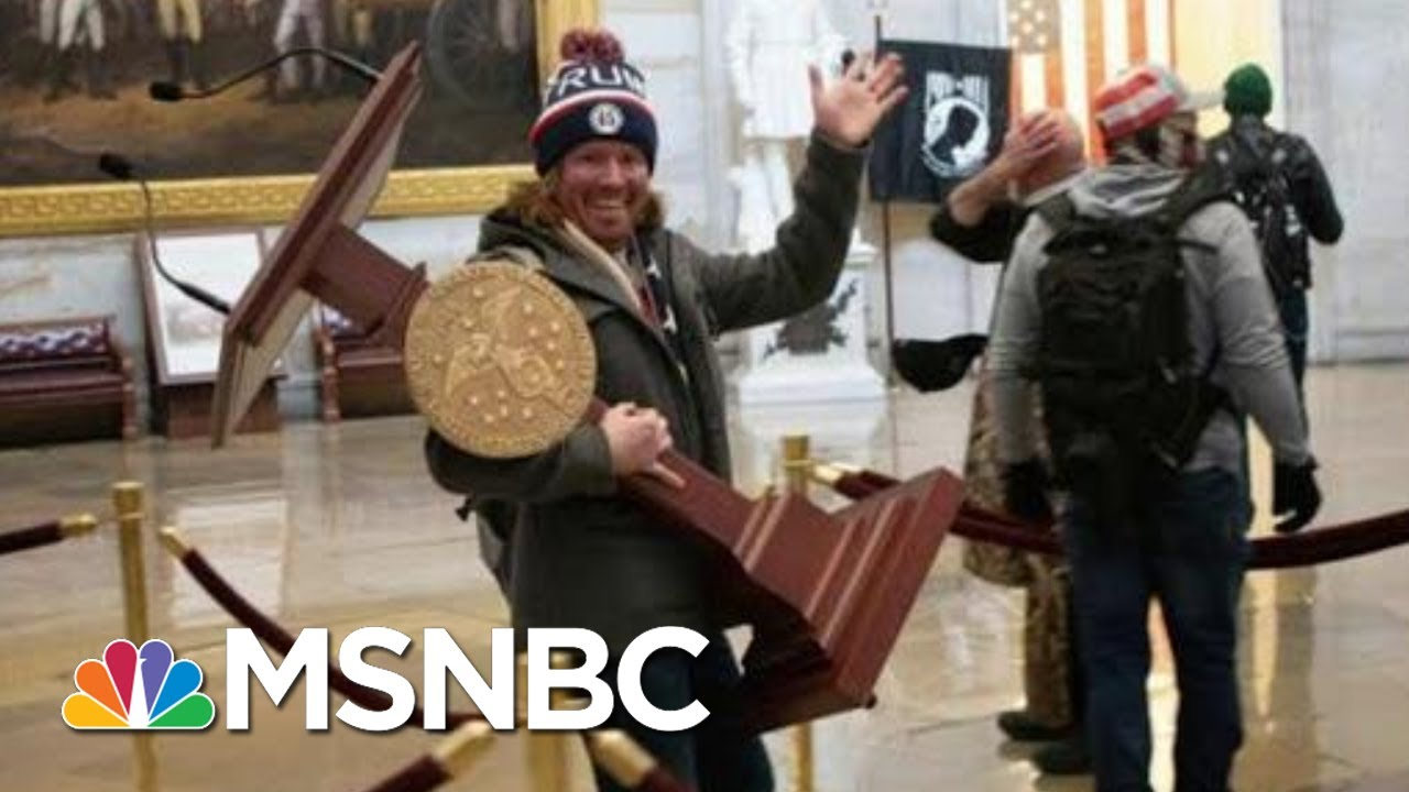 As Trump Exits, New Calls To Indict MAGA Mob And Reform U.S. Policing   The Beat With Ari Melber 1