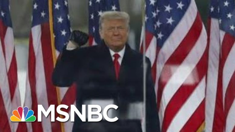 Why Congress, Cabinet Must Take A Side On What Happened | Morning Joe | MSNBC 1