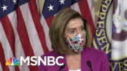 Pelosi Releases New Statement On Possible Impeachment | MTP Daily | MSNBC 5