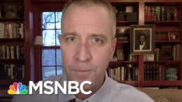 Rep. Maloney: The Election Fraud Lie Being Perpetuated 'Is The Blood Libel' | Deadline | MSNBC 8
