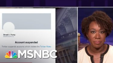 Joy Reid: Twitter Is Shutting Trump 'The Hell Up' With Permanent Suspension | The ReidOut | MSNBC 10