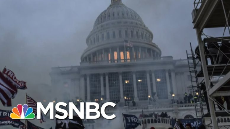 Must-See New Video Shows Capitol Riot Was Way Worse Than We Thought | All In | MSNBC 1