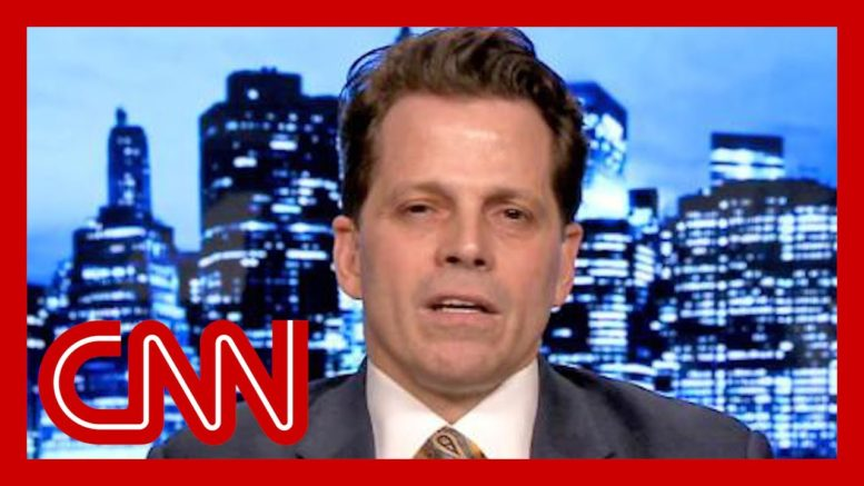 Scaramucci: Trump's GOP needs to be smashed politically 1