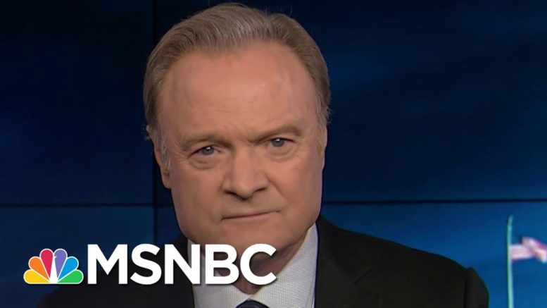 "Lawrence: ""We Learned Nothing New About Donald Trump This Week"" 