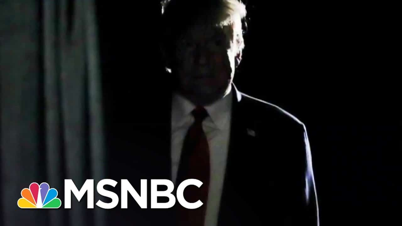 More Republicans Finally Turn On Trump After Deadly Insurrection   The 11th Hour   MSNBC 1