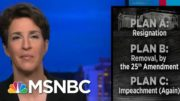 For Republican Senators, Impeaching Trump May Be As Simple As Not Showing Up | Rachel Maddow | MSNBC 5