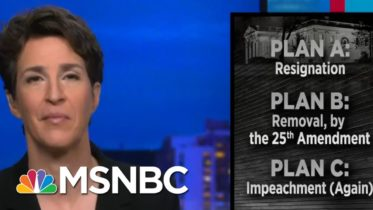 For Republican Senators, Impeaching Trump May Be As Simple As Not Showing Up | Rachel Maddow | MSNBC 10