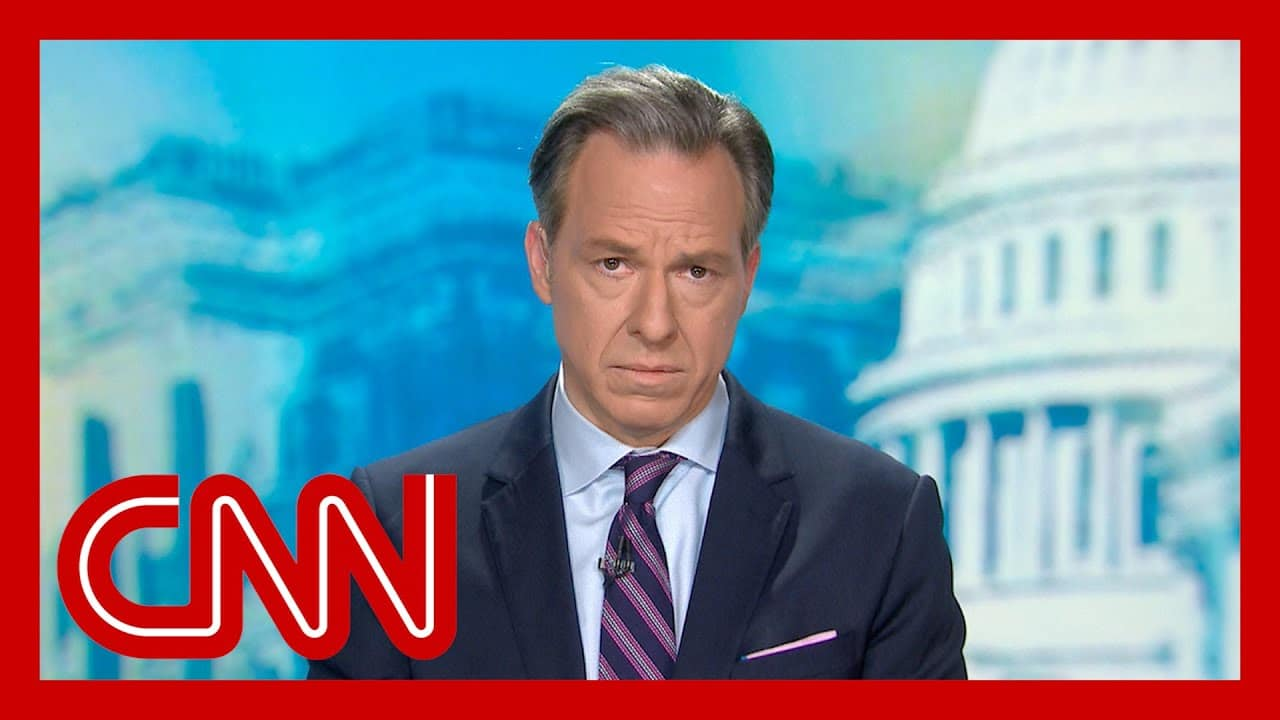 Tapper: Will there be any consequences for the politicians who incited this violence? 1