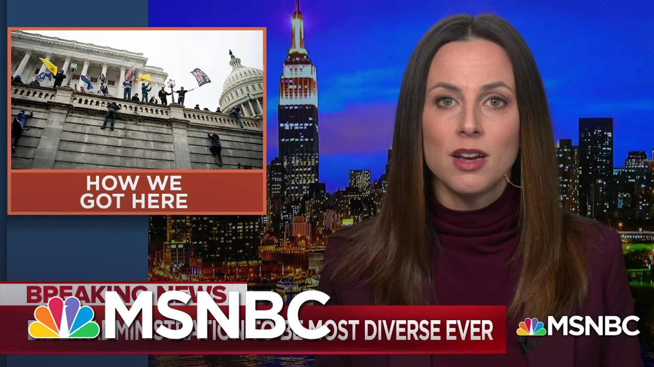 Just Because America Is Changing Doesn't Mean All Americans Are Changing With It   MSNBC 1