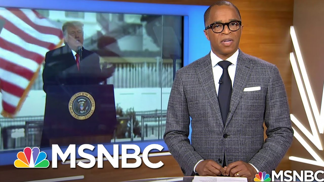 Capehart to Trump: If You Want To Make America Great Again, Leave   MSNBC 1