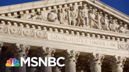 This is what guides us. | MSNBC 7