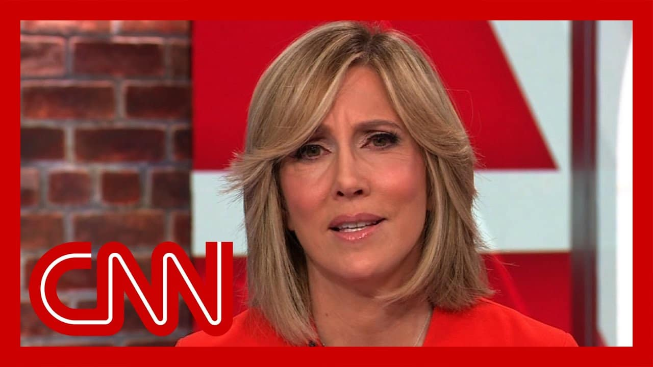'Untethered from reality': Alisyn Camerota calls out Trump supporters 1