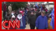 This is what happened when the Capitol riot mob found CNN crew 5