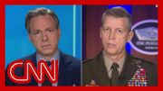 Tapper presses National Guard Chief on delayed riot response 5