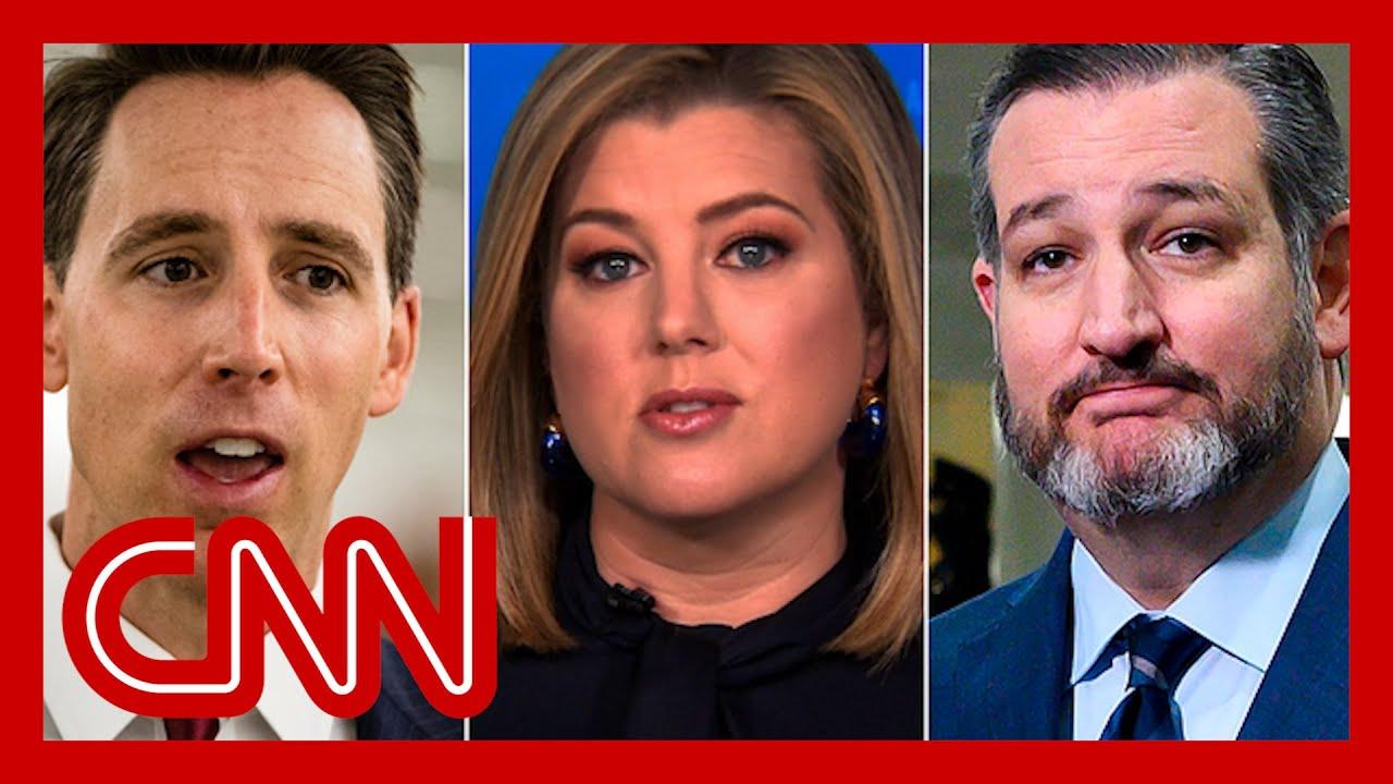 Keilar: GOP lawmakers humoring Trump are co-conspirators 1