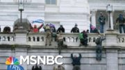 Disturbing New Video And Details Emerge From Capitol Riot | Morning Joe | MSNBC 5