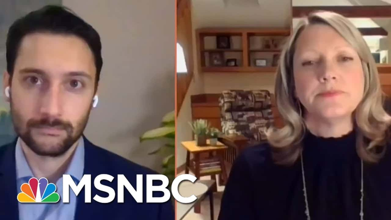 As Trump Supporters Cling To Conspiracies, Here's How To Help Them Face The Truth | MSNBC 1