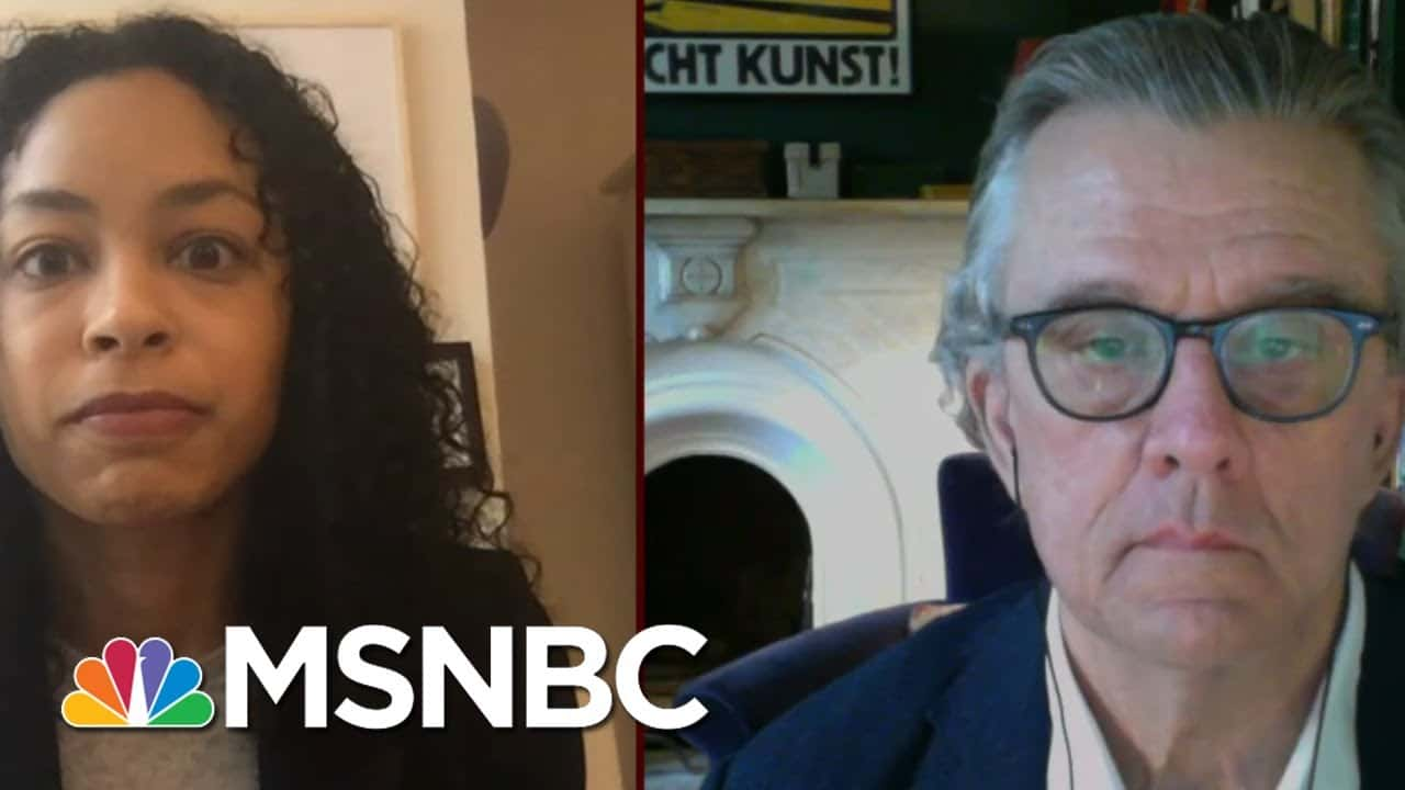 Andersen: 'Evil Genuises' Have Allowed In All Types Of 'Exciting Falsehoods' | Morning Joe | MSNBC 5