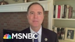 Schiff: Trump A 'Real And Present Danger' Every Day He Remains In Office | Andrea Mitchell | MSNBC 5
