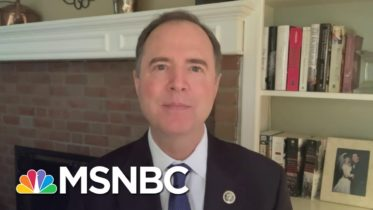 Schiff: Trump A 'Real And Present Danger' Every Day He Remains In Office | Andrea Mitchell | MSNBC 6