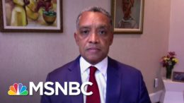 DC AG Racine: 'I'm Looking At A Charge Under The DC Code Of Inciting Violence' | Andrea Mitchell 7