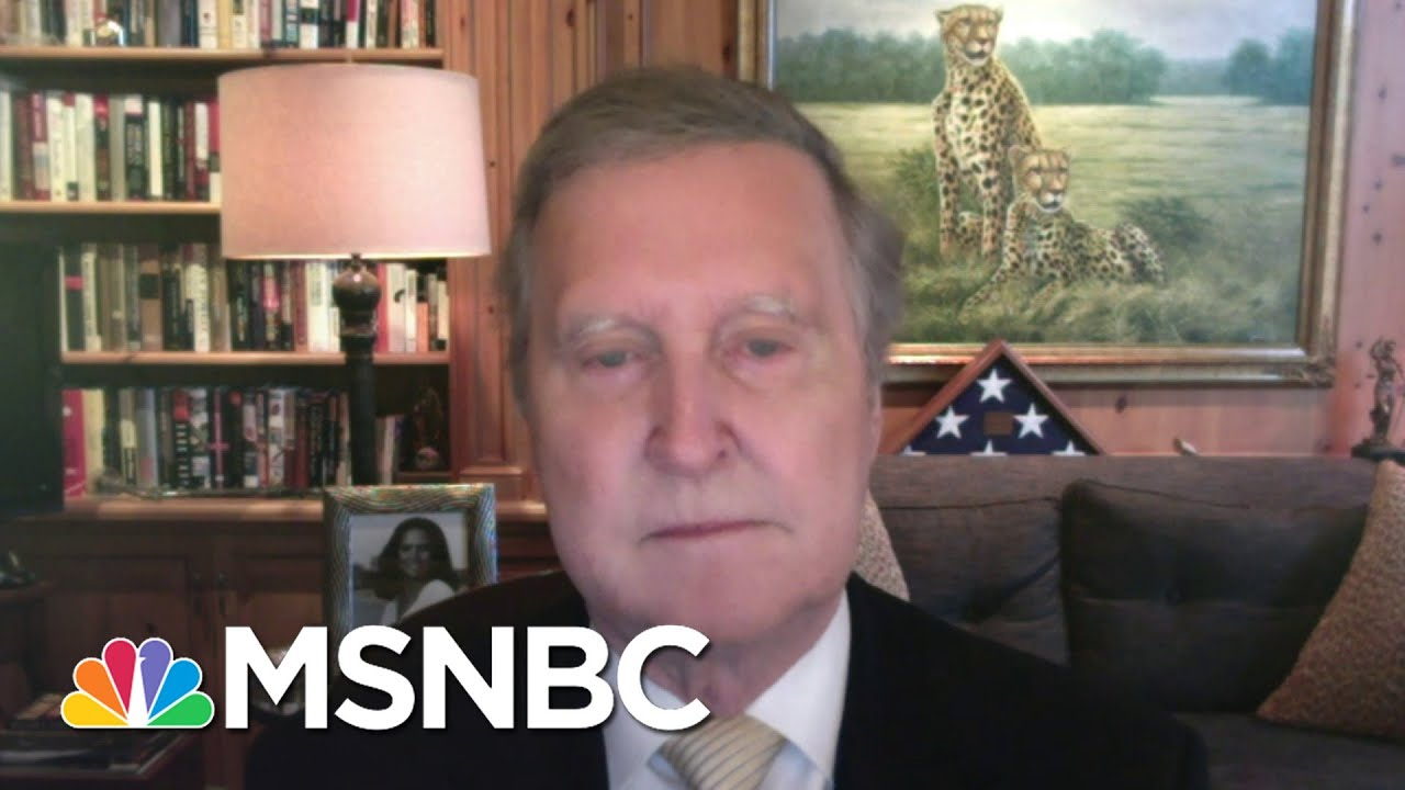 Fmr. Defense Secy. Cohen: Capitol Hill Riots Part Of Whitelash In America   Andrea Mitchell   MSNBC 1