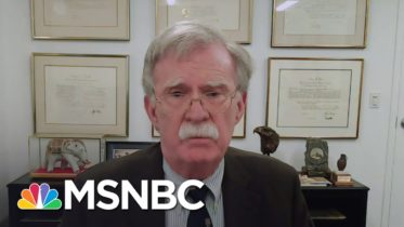 John Bolton Urges Republicans To 'Repair The Damage' Trump Has Done To The Party | Katy Tur | MSNBC 6