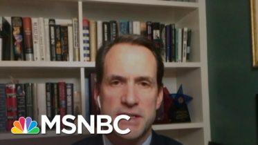 Rep. Jim Himes: 'The President Should Not Be President'   Deadline   MSNBC 6