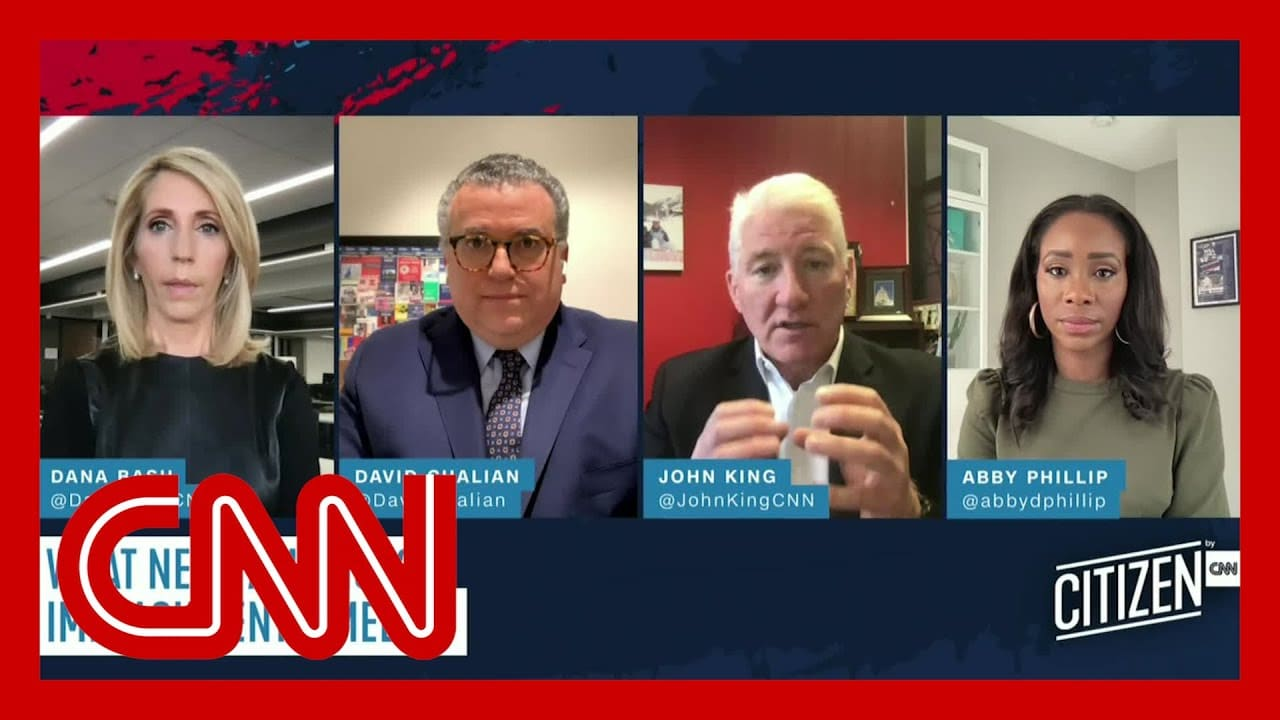 CITIZEN by CNN: The ramifications of impeaching Trump again 1