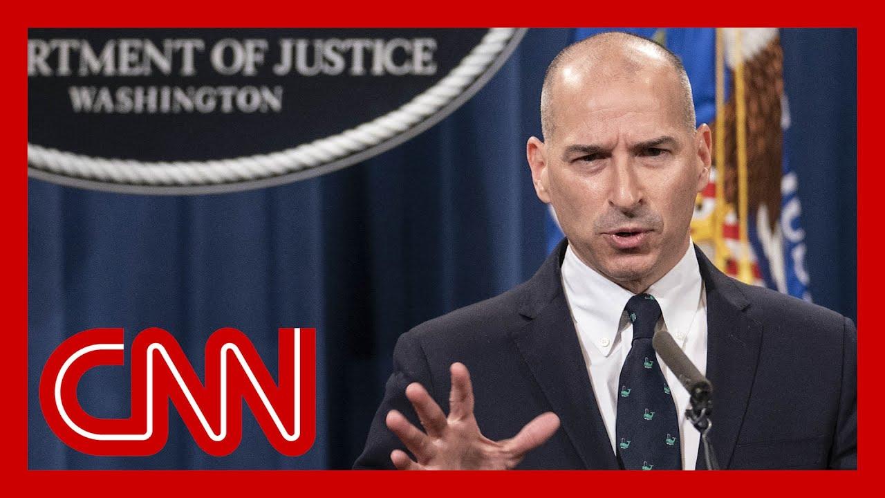 Watch DOJ, FBI briefing on pro-Trump Capitol riot 1