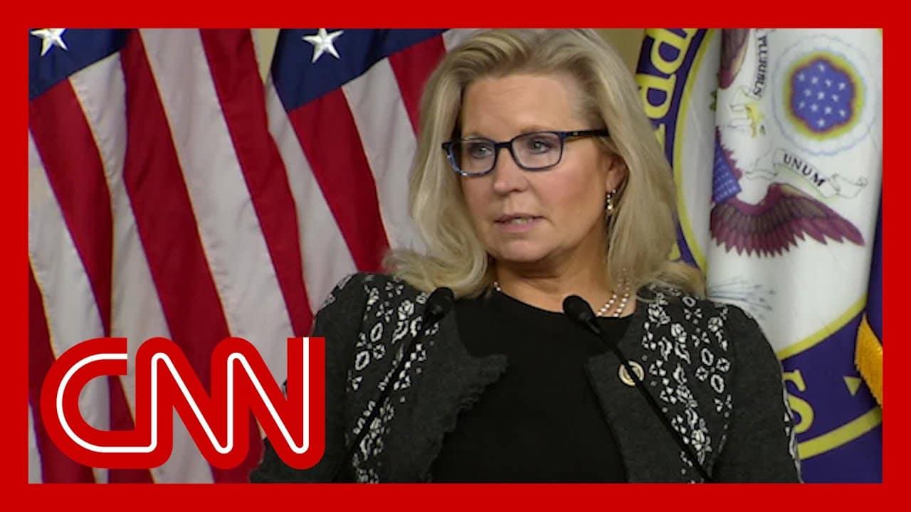 Republican Liz Cheney says she will vote to impeach Trump 1
